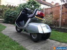 Honda stream scooter Nv50Msd trike #honda #streamnv50msd #forsale #unitedkingdom