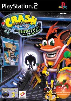 Crash Bandicoot: The Wrath of Cortex (PS2): Amazon.co.uk: PC & Video Games