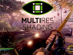 Testing Nvidia's Multi-Res Shading In Shadow Warrior 2