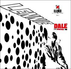 Lennie Dale e o Sambalanço Trio, 1965  designer César Vilella