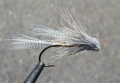 Rolled Muddler Salmon and Steelhead Flies