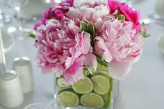 Beautiful make~up is our hallmark!: Fruits and Flowers Centerpieces Inspiration