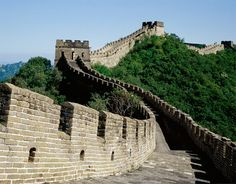Walls of China