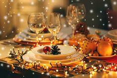 30 ideas para decorar tu mesa en Navidad