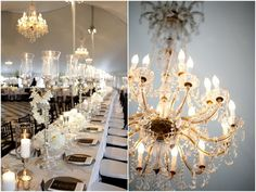 Inspired by This Real Wedding-Gorgeous Seaside White Wedding in Montauk! - Inspired By This