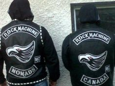 Rival gang the Rock Machine eyes Hells Angels' turf in B.C.