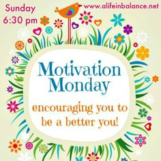 Welcome to a new week of Motivation Monday! Last week, 460 links were shared at Motivation Monday. That's pretty amazing.We've got all kinds of ideas for you this week including:	one	two	and threeMotivation Monday is all about inspirational posts, healthy recipes, crafts, ...
