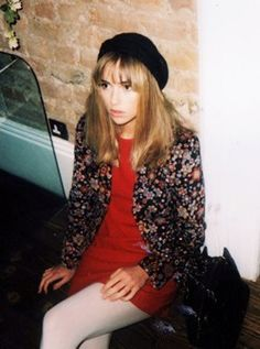 Suki Waterhouse - Today I'm Wearing Fashion Photo Blog (Vogue.com UK)