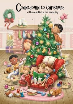 Christian Books – Page 6 Bible Activities For Kids, Advent Activities, Bible Study For Kids, Christmas Activities, Christmas Countdown, Christmas Tree, Days Before Christmas, Sunday School, Bowser