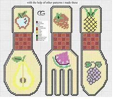 Fruits cutlery