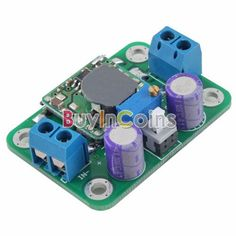 DC-DC Converter Buck Step Down Voltage Module 4.75-24V To 0.93-18V 2.5A Output - 4$