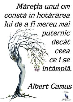 Strong Words, In Writing, Spiritual Quotes, Motto, Albert Camus, Philosophy, Qoutes, Psychology, Self