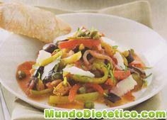Recetas de Cocina Light y Bajas en Calorias - Dietas y Cocina Sana.