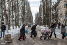 Life Goes On In Ukraine Amid Europe's Forgotten War