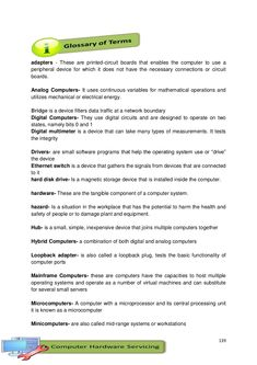 PDF Print | K-12 Module in TLE - ICT Grade 9 [All Gradings] Computer Lessons, Electrical Energy, Circuit Board, Teaching, Education, Pdf, Electric Power, Onderwijs, Learning