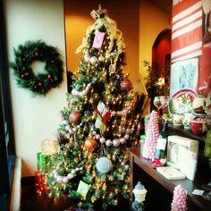 2012 Holiday Display.
