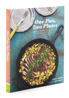 Great cookbook for a couple. Easy, quick and delicious meals. We use this all the time.