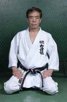 Hirozaku Kanazawa - 10th Dan Shotokan Karate