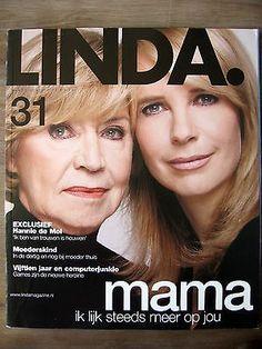 LINDA.31 3/2007 Hannie de Mol|Ans & Sigrid Markus|Koen Wouterse|Nynke Beekhuyzen