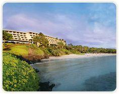 Big Island of Hawaii Resorts   Mauna Kea Beach Hotel - Location   Beach Resorts Kohala Coast