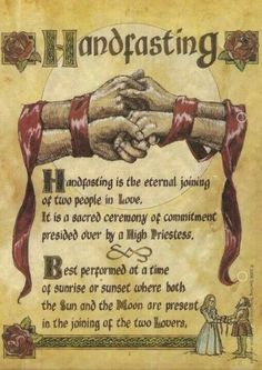 "Book of Shadows ""Handfasting"" - S3 Ep15"