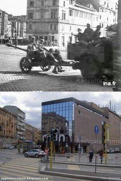 Roma Sparita, Roma, 1942 e 2014