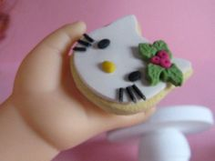 cute American girl diy doll food!