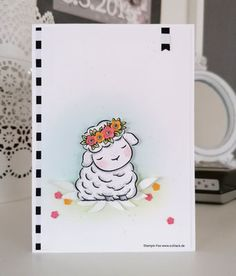 Sheep Cards, Stamping Up Cards, Catalogue, Paper Cards, Homemade Cards, Pet Birds, Spring Time, Mini, Joy
