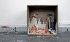 anna backlund | diorama