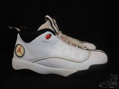 Vtg OG 1998 Nike Air Jordan Jumpman Pro Quick sz 8 VIII Team Strong  ORIGINAL   7c2077d36