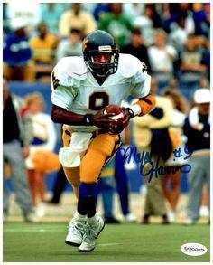College-ncaa Intelligent Major Harris West Virginia Mountaineers Signed 8x10 Photo #4 Football