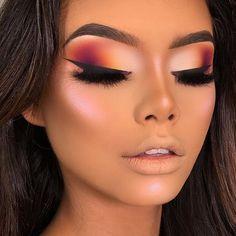 makeup one color eyeshadow holder kit makeup eyeshadow makeup trends makeup tips video light makeup makeup gray makeup bridal Makeup Eye Looks, Eye Makeup Art, Cute Makeup, Perfect Makeup, Gorgeous Makeup, Pretty Makeup, Eyeshadow Makeup, Amazing Makeup, Contour Makeup