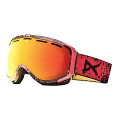Women's Snowboard Goggles & Lenses| Anon Optics (320 BRL) ❤ liked on Polyvore featuring glasses, snowboarding and sports