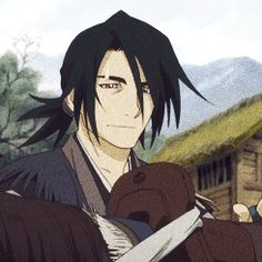 Nanashi / No Name Sword Of The Stranger, The Stranger Movie, Samurai Anime, Samurai Art, Anime Films, Anime Characters, The Old Days, Manga Pages, No Name