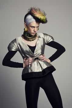 Joanne Hynes SS10 #campaign Mad, How To Memorize Things, The Past, Archive, Campaign, Punk, My Favorite Things, Style, Fashion