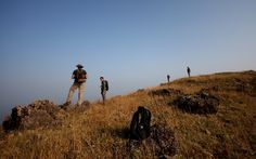 From the top of Narasimha Parvata  #WesternGhats #Karnataka #Trek