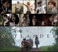 Outlander on Starz - coming soon