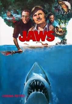 Jaws - Spielberg was in his late 20's when he made this masterpiece....still my favorite horror movie of all time.