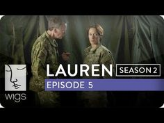 Lauren: Season 2, Ep. 5: Stone relays Laurens latest complaint to Colonel Harold. #watchwigs www.youtube.com/wigs