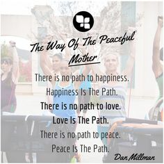 The Way of the Peaceful Mother by Lisa Druxman