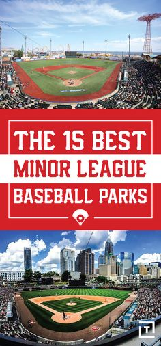 These are the best Minor League Baseball Parks.