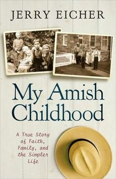 Amish Books by Jerry Eicher | non fiction book by Jerry S Eicher