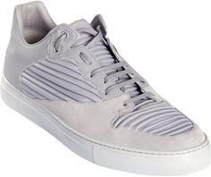 ede46c08f7ef Balenciaga Low Top Sneakers in Gray for Men (grey) - Lyst Balenciaga Low Top