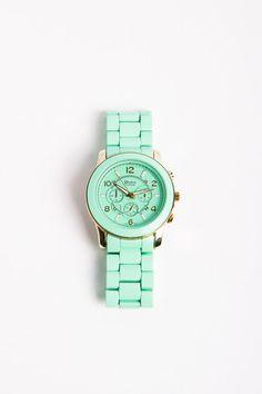 Mint Boyfriend Watch | a-thread