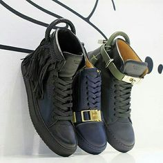 Buscemi Raf Simmons, B Fashion, High Fashion, Colette, Buscemi, Best Shoes For Men, Beautiful Shoes, Jimmy Choo, Me Too Shoes