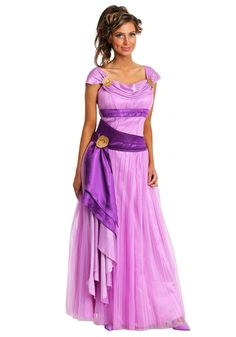 Ready to Make Some Magic? These Disney Halloween Costumes For Adults Do All That and Disney Princess Costumes, Disney Princess Dresses, Disney Dresses, Disney Costumes, Movie Costumes, Meg Hercules, Disney Hercules, Meg From Hercules Costume, Old Halloween Costumes