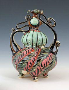 Carol Long Pottery - Home Slab Pottery, Pottery Vase, Ceramic Pottery, Handmade Tiles, Handmade Pottery, Handmade Ceramic, Ceramic Clay, Ceramic Vase, Wheel Thrown Pottery