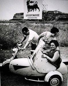 Italian Vintage Photographs ~ #Italy #Italian #vintage #photographs ~ ROME, ROMA ITALY