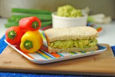 Smashed Chickpea & Avocado Spread ~ And My Current Foodie Obsession... | Juanita's Cocina