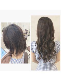 【担当 渋谷】シールエクステ80本 ショートからロングヘア♪ Long Hair Styles, Beauty, Long Hair Hairdos, Cosmetology, Long Hairstyles, Long Haircuts, Long Hair Dos